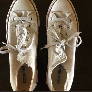 Converse Taylor All Star Low Top White size 9.5